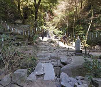 桃尾の滝4