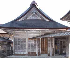 出雲大社 神饌所(しんせんじょ)